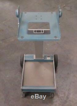 Tektronix 200-1 Model A Medical Instrument / Testing Equipment Cart