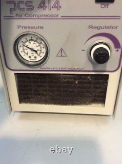 Timeter PCS 414 Air Compressor #2, T14614, Medical, Healthcare, Hospital Equip