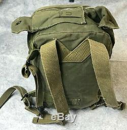 U. S. M5 Medical Bag good condition, lots of extra medical equipment, SF med book
