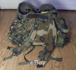 US Navy MEDIC EQUIP BAG WITH CONTENTS U. S. MILITARY MEDICAL. Iraq Era