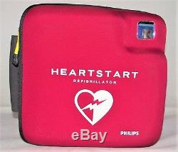 Uk Seller Philips Heartstart Fr2+ Aed Defib Good Battery+ New 2020 Pads