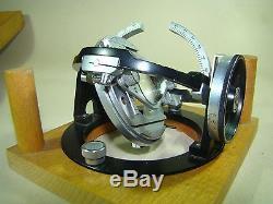 Universal Stage Fedorov for polarizing microscope RATHENOW