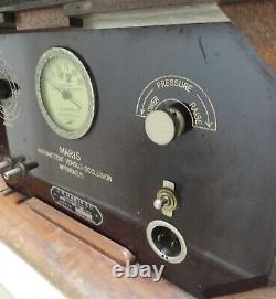 Vintage Medical Equipment Maris Intermittent Venous Occlusion Apparatus #147