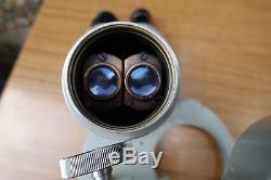 Vintage Nikon Stereo Zoom Microscope