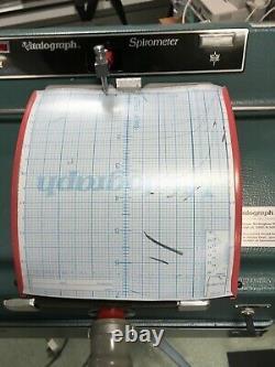 Vitalograph Spirometer FEV Spirometry Breathing Medical Equipment