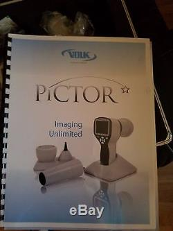 Volk Pictor Portable Retinal Camera, slightly used. Patients love the WOW