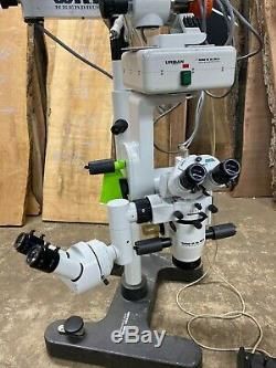 WILD HEERBRUGG Operating Room Microscope. Medical Equipment