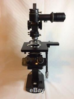 Wild M40 Inverted Microscope Excellent Condition