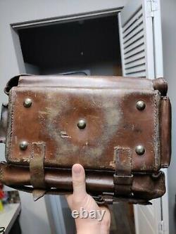 Ww1 German Doctor Bag Medic RARE WWI Prussian Soldier Equipment 1918