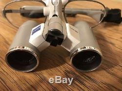 ZEISS EyeMag Pro F 3.2 x 500 mm Dental Surgical Loupes with 53-20 frame