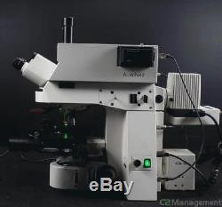 Zeiss Axioplan 2 Motorized Upright Fluorescence Microscope with Axiophot 2 Imager