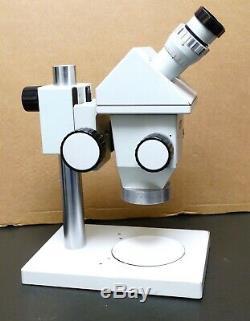 Zeiss GSZ Stereomikroskop Binokular Mikroskop 30mm Weitfeld Okularen Auflicht
