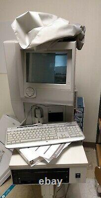 Zeiss Humphrey Instruments 750 Visual Field Analyzer Medical Optometry Equipment