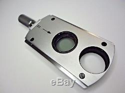 Zeiss Microscope POL DIC Analyzer Slider II Wollaston Nomarski SUPERB