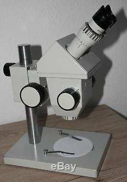Zeiss Mikroskop Microscope GSZ Stereomikroskop mit 30mm Okularen