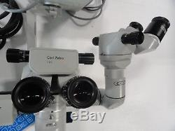 Zeiss Opmi 6-SFR Surgical Microscope Head Binocular Beamsplitter Ophthalmology