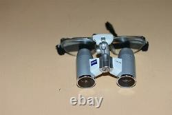Zeiss Pro F Medical Loupes Surgical Dental Equipment Unit Machine