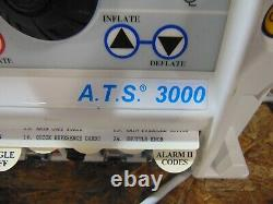 Zimmer ATS 3000 Automatic Tourniquet System Medical Equipment / Power On Only